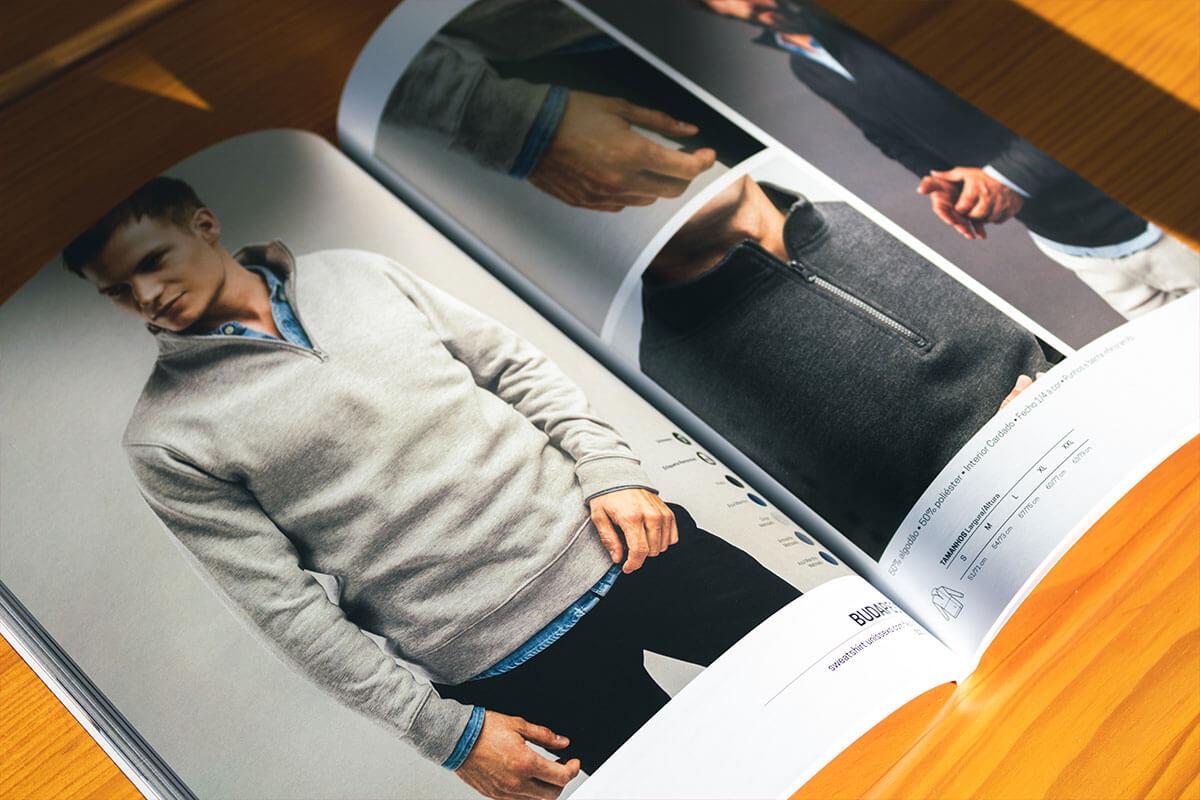 Catálogo TH Clothes Coleção 2021 - Atto Creative Solutions