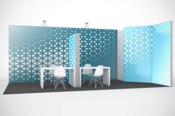 Stand para Aluguer Modelo 4 - Atto Creative Solutions