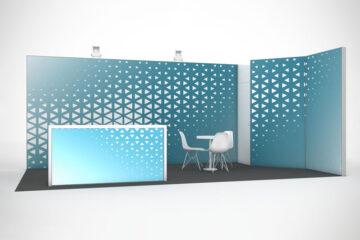 Stand para Aluguer Modelo 6 - Atto Creative Solutions