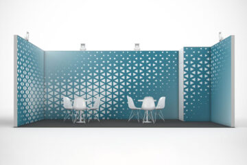 Stand para Aluguer Modelo 7 - Atto Creative Solutions