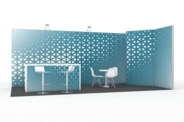 Stand para Aluguer Modelo 8 - Atto Creative Solutions
