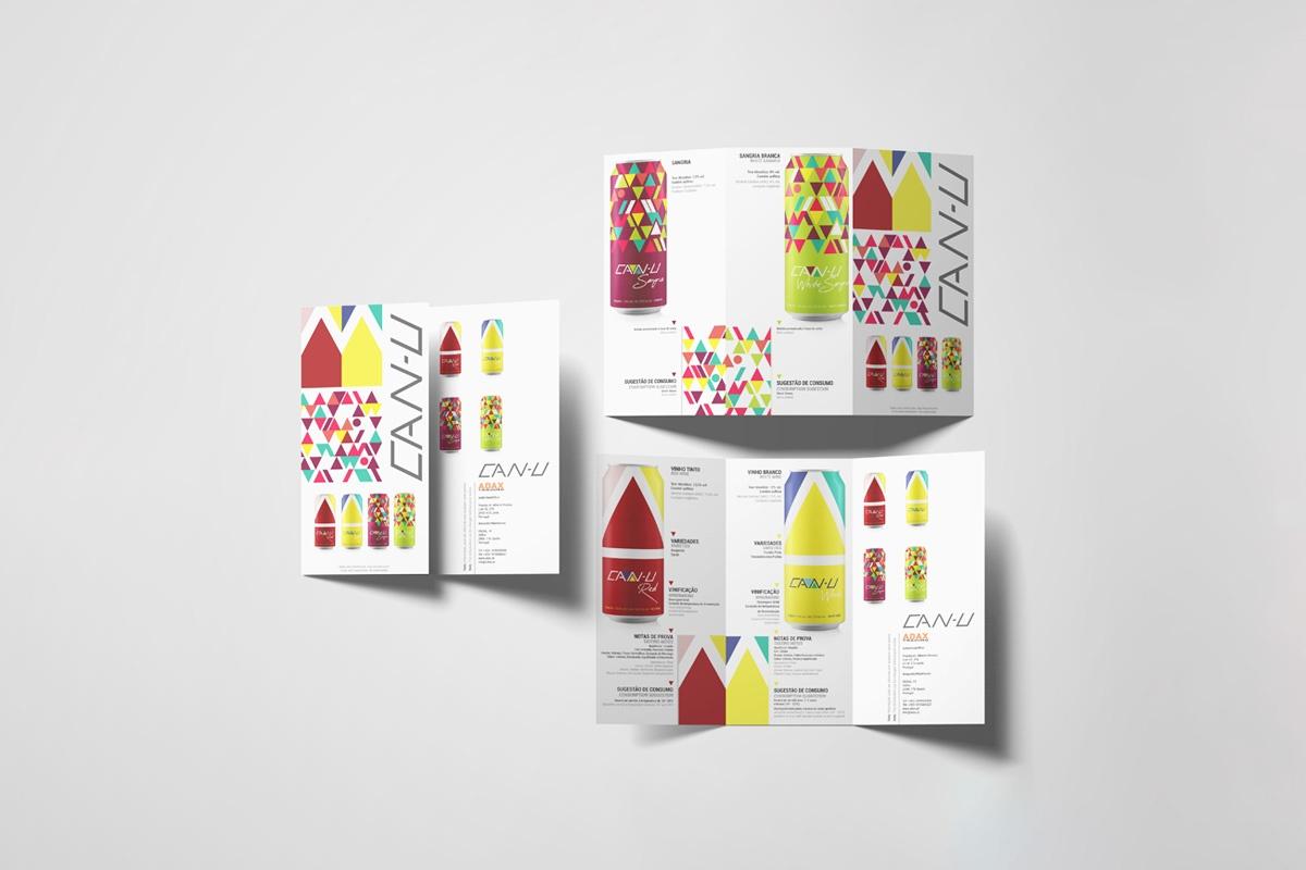 Folheto Can-U - Atto Creative Solutions