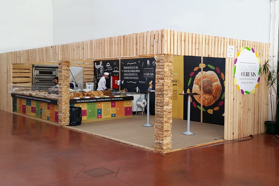 Stand Doutor dos Cereais - Atto Creative Solutions