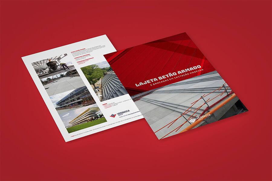 Folheto Verdasca Group - Atto Creative Solutions