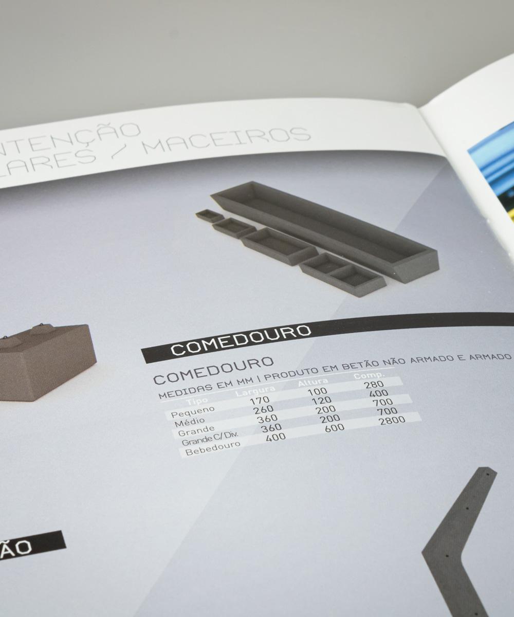 Pormenor de catálogo Verdasca Group - Atto Creative Solutions